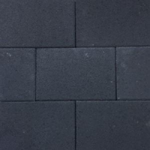 Design Square 30x20x6cm Black