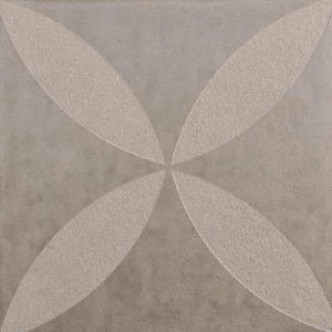 Optimum Decora Silver Rose 60x60